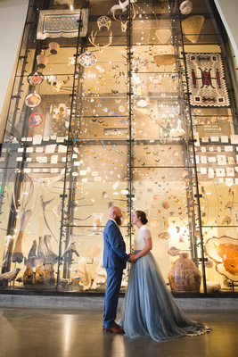 Natural History Museum of Utah, Salt Lake City Utah, Wedding Venue