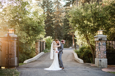 Log Haven Salt Lake City Wedding