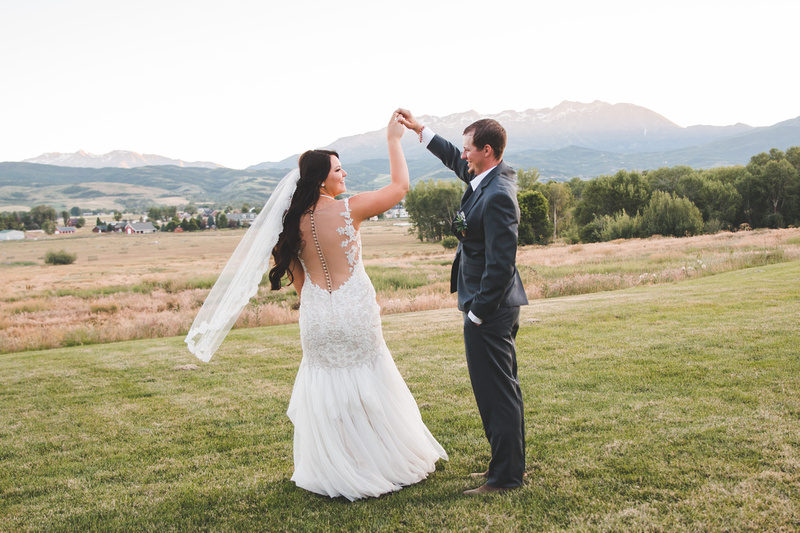 Kelley Creek Farm, Huntsville Utah, Wedding Venue